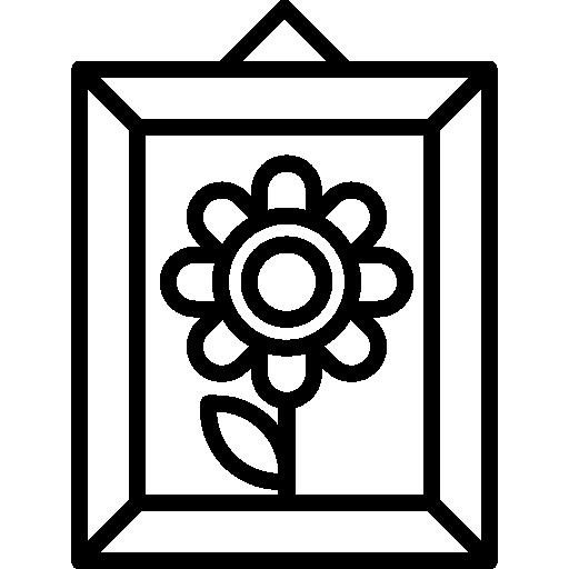 Картини з рослинами та моху